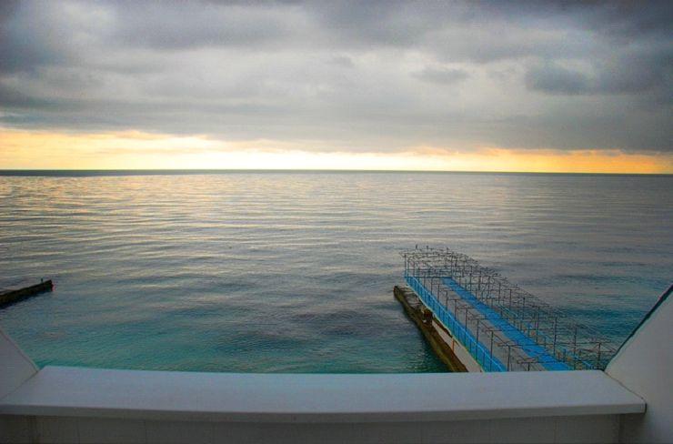 № 109 - Стандарт однокомнатный - вид на море